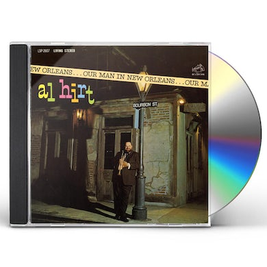 Al Hirt OUR MAN IN NEW ORLEANS CD