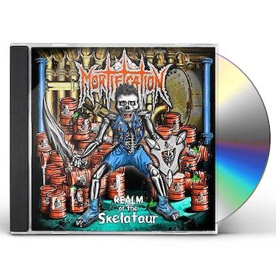 MORTIFICATION REALM OF THE SKELATAUR CD