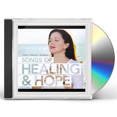 Deborah Jacobson SONGS OF HEALING & HOPE CD
