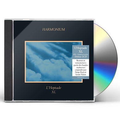 Harmonium L'HEPTADE XL CD