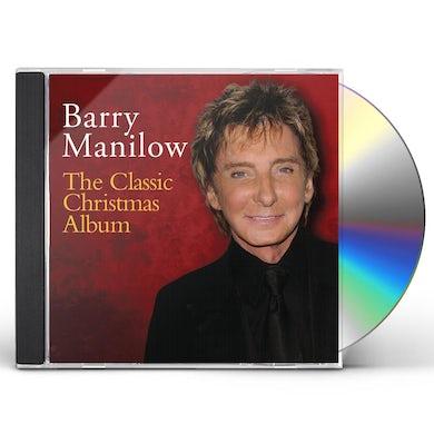 Barry Manilow CLASSIC CHRISTMAS ALBUM CD