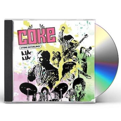Coke NA NA: A FUNK ANTHOLOGY CD