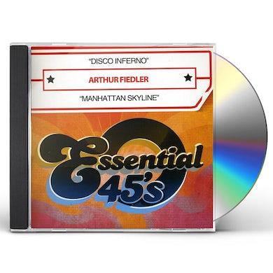 DISCO INFERNO / MANHATTAN SKYLINE CD