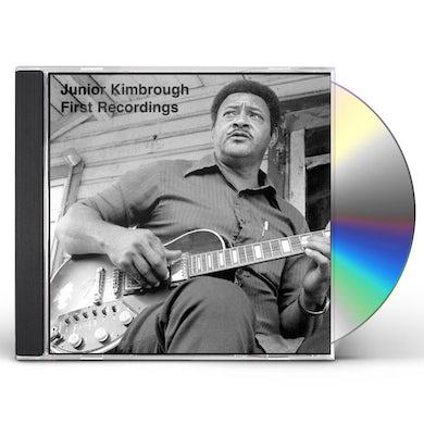 Junior Kimbrough FIRST RECORDINGS CD
