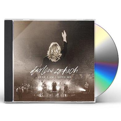 Darlene Zschech HERE I AM SEND ME (LIVE) CD