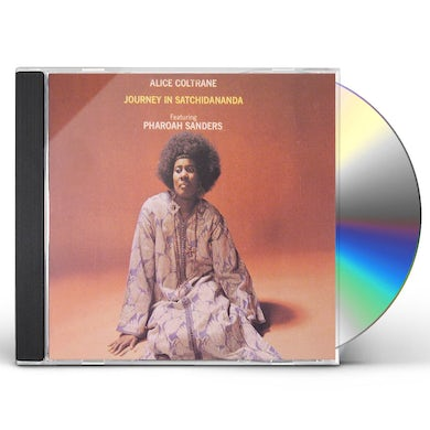 Alice Coltrane JOURNEY IN SATCHIDANANDA CD