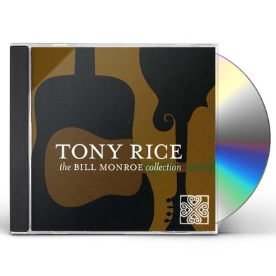 Tony Rice BILL MONROE COLLECTION CD