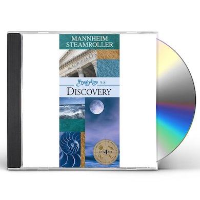 Mannheim Steamroller DISCOVERY CD