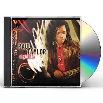 Paul Taylor NIGHTLIFE CD