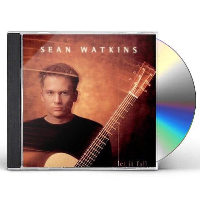 Sean Watkins LET IT FALL CD