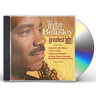 Walter Beasley GREATEST HITS CD