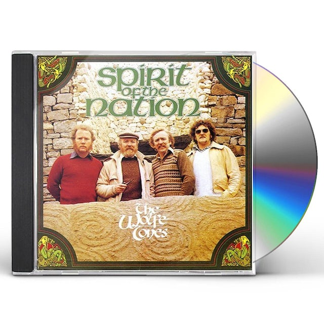 Wolfe Tones SPIRIT OF THE NATION CD