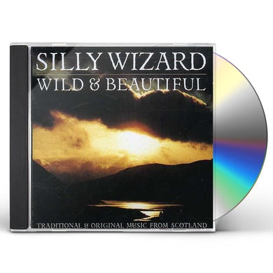 Silly Wizard WILD & BEAITIFUL CD