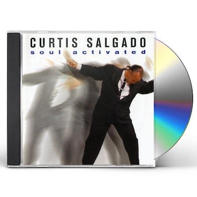 Curtis Salgado SOUL ACTIVATED CD