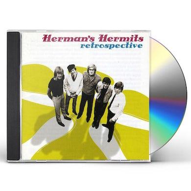 Herman'S Hermits RETROSPECTIVE CD