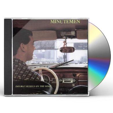 Minutemen DOUBLE NICKELS ON THE DIME CD