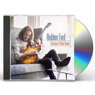 Robben Ford BRINGING IT BACK HOME CD