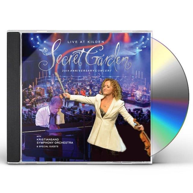 Secret Garden LIVE AT KILDEN: 20TH ANNIVERSARY CONCERT CD