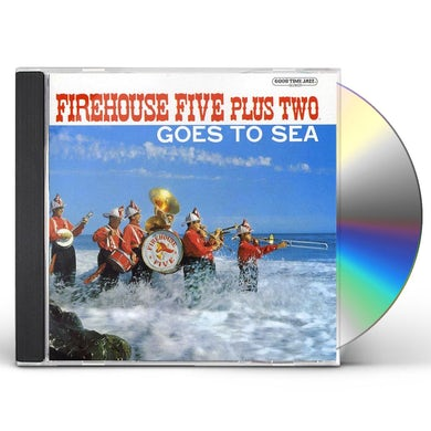 Firehouse Five Plus Two GOES TO SEA CD