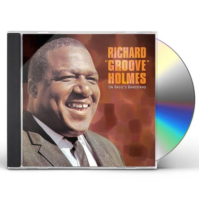 Richard Groove Holmes ON BASIE'S BANDSTAND CD
