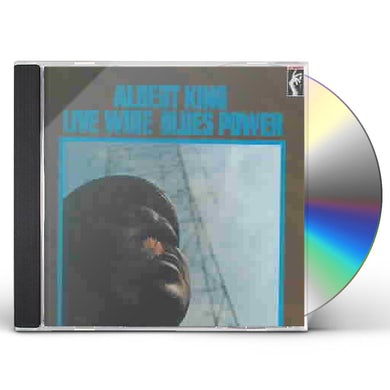 Albert King LIVE WIRE / BLUES POWER CD