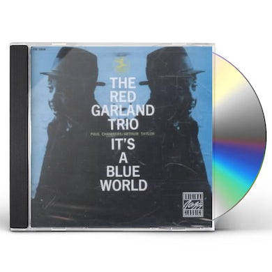 Red Garland It's A Blue World CD