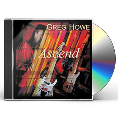 Greg Howe ASCEND CD