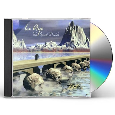 Iceage GREAT DIVIDE CD