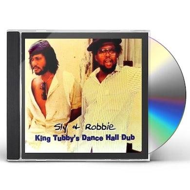 Sly & Robbie KING TUBBY'S DANCEHALL DUB CD