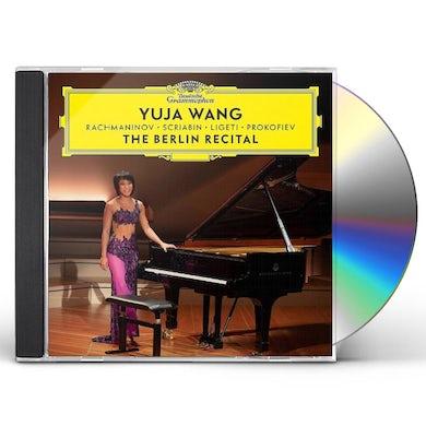 Yuja Wang BERLIN RECITAL CD