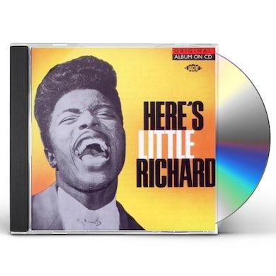 HERES LITTLE RICHARD CD