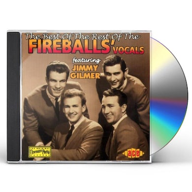 BEST OF THE REST OF THE FIREBALLS CD