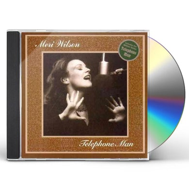 Meri Wilson TELEPHONE MAN CD