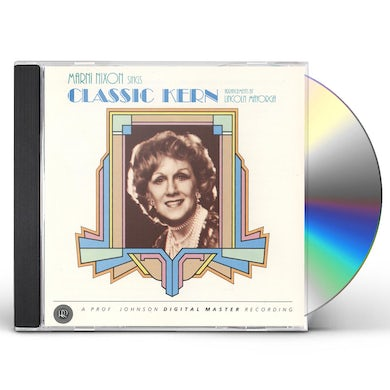 Marni Nixon SINGS JEROME KERN CD