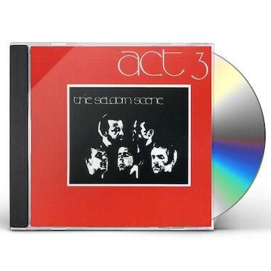 Seldom Scene ACT THREE CD