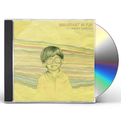 Breakfast in Fur FLYAWAY GARDEN CD