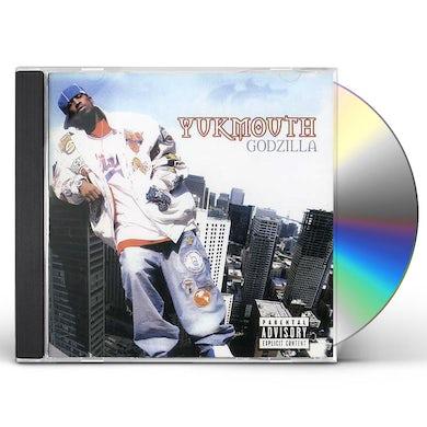 Yukmouth GODZILLA CD