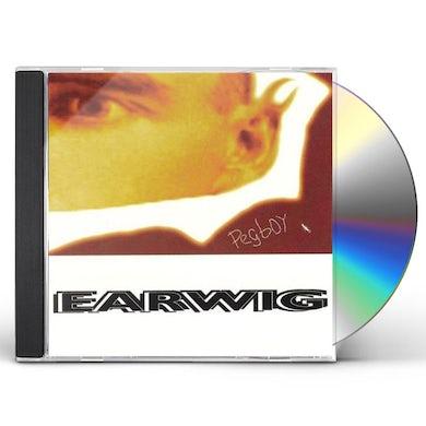 Pegboy EARWIG CD