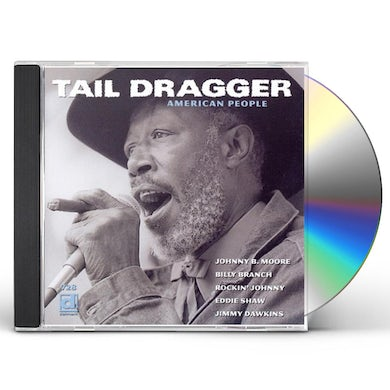Tail Dragger AMERICAN PEOPLE CD