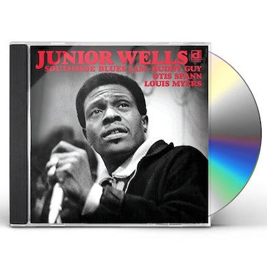 Junior Wells SOUTHSIDE BLUES JAM CD