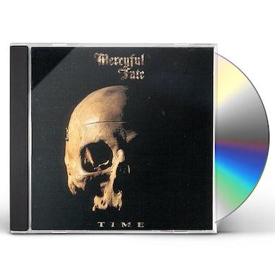 Mercyful Fate TIME CD