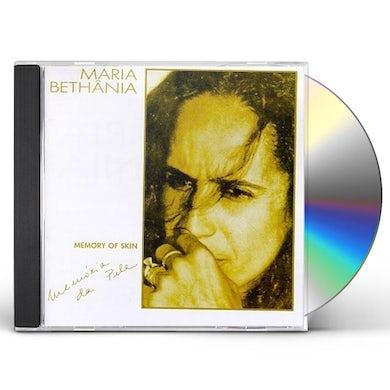 Maria Bethania MEMORIA DA PELE CD