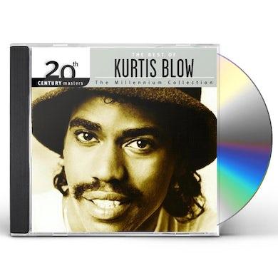 Kurtis Blow 20TH CENTURY MASTERS: MILLENNIUM COLLECTION CD
