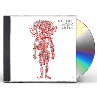 Richard Pinhas METATRON CD