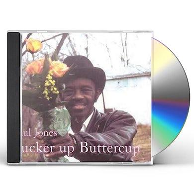Paul Jones PUCKER UP BUTTERCUP CD