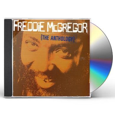 Freddie Mcgregor BEST OF ANTHOLOGY CD