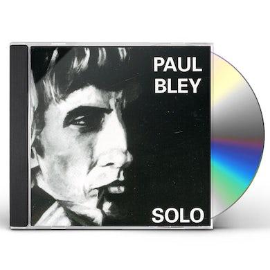 Paul Bley SOLO CD