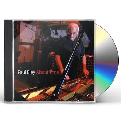 Paul Bley ABOUT TIME CD