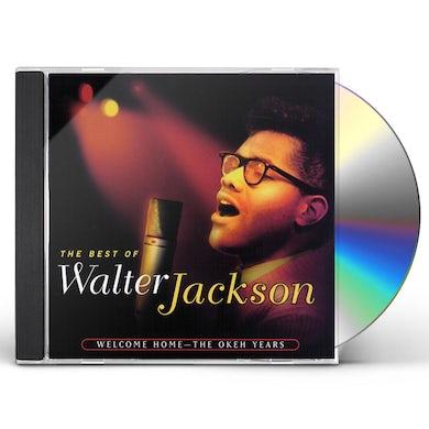 Walter Jackson OKEH YEARS CD