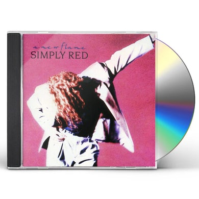 Simply Red NEW FLAME CD